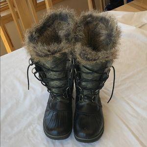 Sorel Tofino II boots sz 9.5